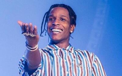 """A$AP Rocky sa vrátil do Európy, fanúšikov vo Fínsku nechal skandovať """"f*ck Sweden"""""""