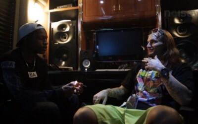 A$AP Rocky spovedá Riff Raffa