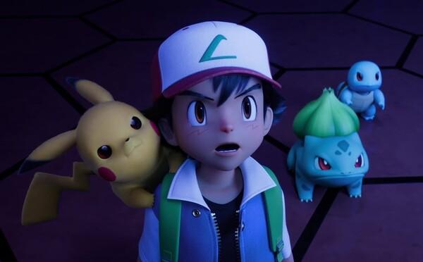 Ash spojí v novom filme všetkých Pokémonov, aby porazili Mewtwo. Sleduj nostalgický trailer pre animák Pokémon