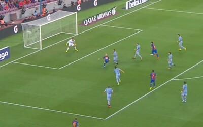 Asistencia roka? Messiho geniálna prihrávka bola čerešničkou na torte krásnej akcie Barcelony