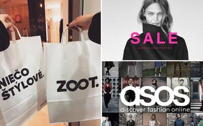 Asos, Zoot, Zara, Answear alebo H&M? 5 módnych e-shopov, ktoré ti pomôžu naplniť šatník