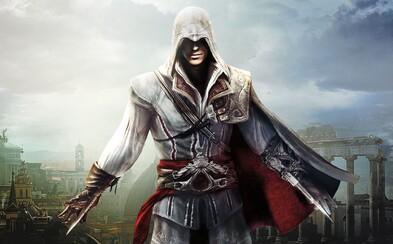 Assassin's Creed dostane na Netflixe hraný aj animovaný seriál. Ubisoft plánuje vytvoriť veľký svet asasínov