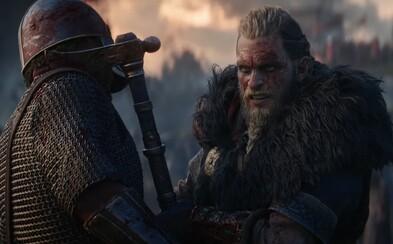 Assassin's Creed: Valhalla odhalené! Sleduj epický trailer so súbojmi Vikingov vyznávajúcich starobylých bohov
