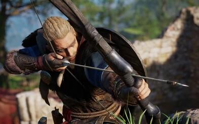 Assassin's Creed Valhalla odhaľuje nádhernú grafiku a Asgard. Hranie za Vikinga je zábavné ako nikdy predtým
