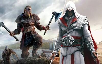 Assassin's Creed Valhalla sa vracia ku koreňom série. Ubisoft do hry pridá 2 obľúbené veci z najlepších dielov
