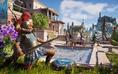 Assassin's Creed Odyssey bude možné hrať v prehliadači aj na slabom PC. Nový projekt Googlu chce navždy zmeniť herný priemysel