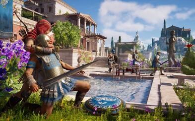 Assassin's Creed Odyssey bude možné hrát v prohlížeči i na slabých PC. Nový projekt Googlu může navždy změnit herní průmysl