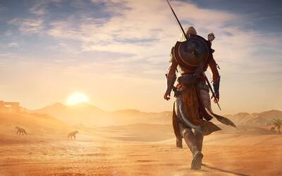 Assassin's Creed Origins ťa vtiahne do jedného z najkrajších herných svetov. Vrátil však nový diel sériu späť na vrchol?