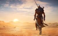 Assassin's Creed Origins tě vtáhne do jednoho z nejkrásnějších herních světů. Vrátil však nový díl sérii zpátky na vrchol? (Recenze)