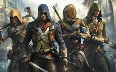 Assassin's Creed: Unity ako revolučný next-gen titul (Preview)