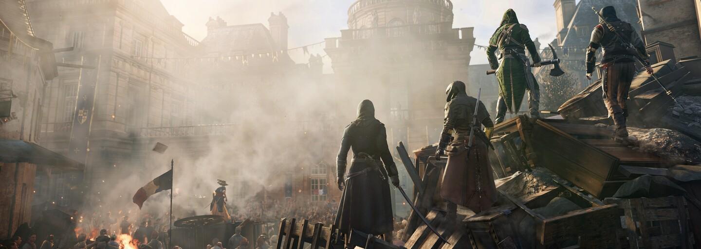 Assassin's Creed Unity přichází s novým trailerem plným krve