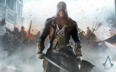 Assassin's Creed Unity s pôsobivým gameplayom v historickom Notre Dame