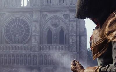 Assassin's Creed Unity sa predstavuje v prvom traileri!