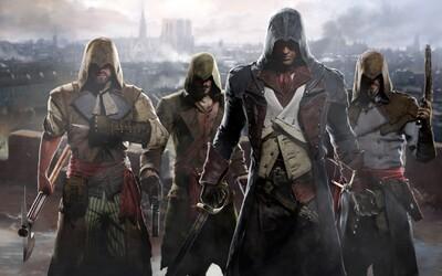 Assassin's Creed Unity sľubuje v novom story traileri návrat ku koreňom perfektnej dvojky