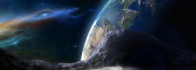 Asteroid bol k našej Zemi dvakrát bližšie ako Mesiac!