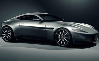 Aston Martin DB10: Nový superšport postavený špeciálne pre Jamesa Bonda vo filme Spectre!