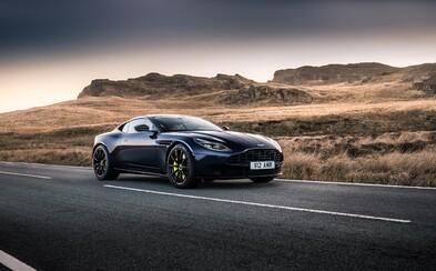 Aston Martin oslavuje 70. výročie modelov DB 100-kusovou sériou ostrej DB11-ky