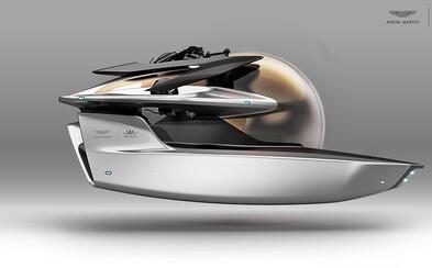 Aston Martin pracuje na luxusnej ponorke pre vyvolených. Majstrovské dielo ohúri sci-fi dizajnom aj mastnou cenou
