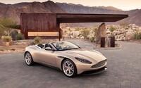 Aston Martin servíruje azda najkrajší kabriolet na trhu. Pod jeho techniku sa podpisuje AMG