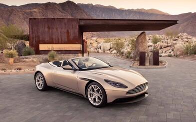 Aston Martin servíruje zřejmě nejkrásnější kabriolet na trhu. Pod jeho techniku se podepisuje AMG
