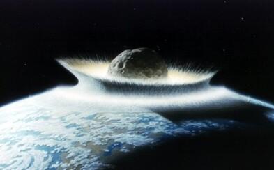 Astrofyzici upozorňují: Hrozí, že Zem v roce 2036 zasáhne asteroid