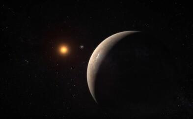 """Astronomové našli """"druhou Zemi"""". Jedná se o planetu, která by mohla být obyvatelná"""