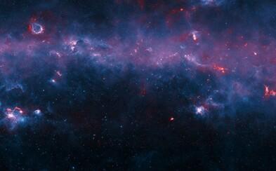 Astronómovia zverejnili fotografiu tvorenú 187 miliónmi pixelov! Ide o doteraz najväčší záber našej Mliečnej cesty