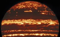 Astronomům se podařilo zachytit Jupiter v zatím nejvyšším rozlišení
