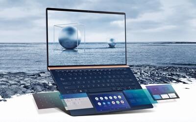 ASUS ZenBook 14: Počítač pre študenta aj každodenný pracovný nástroj. V TouchPade skrýva ďalší displej (Recenzia)
