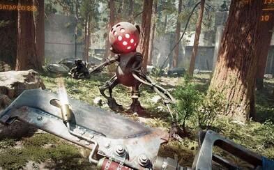 Atomic Heart je ruský Bioshock zkřížený s Prey. Sleduj souboj s děsivou příšerou a těš se na hororovou hru nové generace