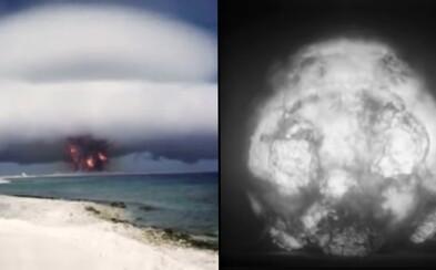 Atómové bomby, ktoré mohli zničiť Slovensko. Američania po rokoch ukázali testy svojho jadrového arzenálu
