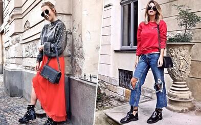 Atraktívna Češka dokazuje, že v móde je ako doma. Na jej profile nájdeš inšpiráciu v každom ročnom období