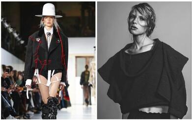 Atraktívna Slovenka už dávnejšie ohúrila celý svet modelingu a svojím vkusom dokazuje prehľad v móde