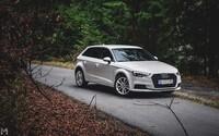 Audi A3 Sportback 1.0 TFSI: Neodsudzujte, vyskúšajte! (Test)