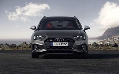 Audi A4 prošlo velkou modernizací, která přináší nové technologie a revoluci pod kapotou