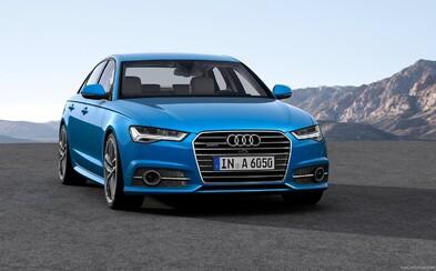 Audi A6, S6 a RS6 2015: Atraktívnejšie tvary, nové motory a Matrix LED svetlomety!