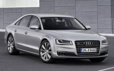 Audi A8 & S8 2014: ľahšie, výkonnejšie a nové svetlá