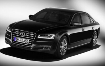 Audi A8L Security: Pancierová W12-ka odolá aj granátom!