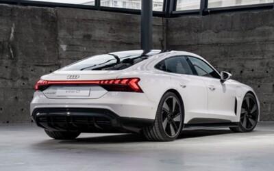 Audi e-tron GT odhalené pred premiérou. Takto bude vyzerať elektromobil, na ktorom jazdil Iron Man