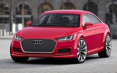 Audi opäť zvažuje 5-dverové TT-čko. Ak by vzniklo, bol by to veľký dizajnový hit!