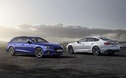 Audi osvěžilo své portfolio. Modely A1, A4, A5, Q7 a Q8 mohou být nyní vizuálně sportovnější