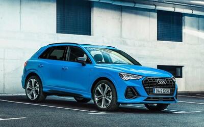 Audi pokračuje v ofenzíve elektrifikácie a uvádza plug-in hybridné modely Q3 a Q3 Sportback.