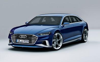 Audi predstavuje Prologue Avant ako predzvesť budúcich kombíkov so štyrmi kruhmi