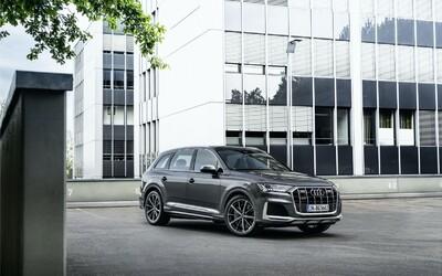 Audi prekvapivo otáča. Naftovú V8-čku v špičkových modeloch SQ7 a SQ8 nahrádza benzínový motor