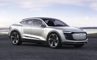 Audi reaguje na trendy a úspechy rivalov a odhaľuje 503-koňový koncept naznačujúci budúce SUV kupé