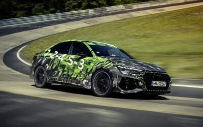 Audi RS3 o 400 koních stanovilo nový rekord na Nürburgringu mezi kompaktními vozidly
