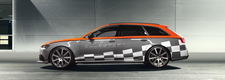 Audi RS6 Avant Clubsport: Rodinný kombík nejnověji až s 802 koňmi od MTM!