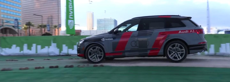 Audi spája sily so spoločnosťou NVIDIA. Do roku 2020 chcú priniesť plne autonómne vozidlá s umelou inteligenciou