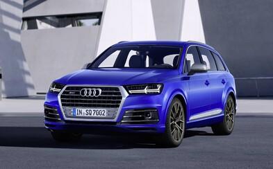 Audi SQ7 s motorem 4.0 TDI V8 je realitou. Přivítejte nejsilnější naftové SUV na trhu