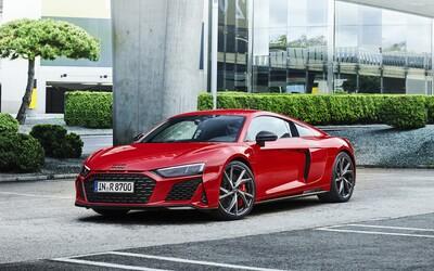 Audi vylepšilo svoj najzábavnejší model. R8 s výhradne zadným pohonom má po novom až 570 koní